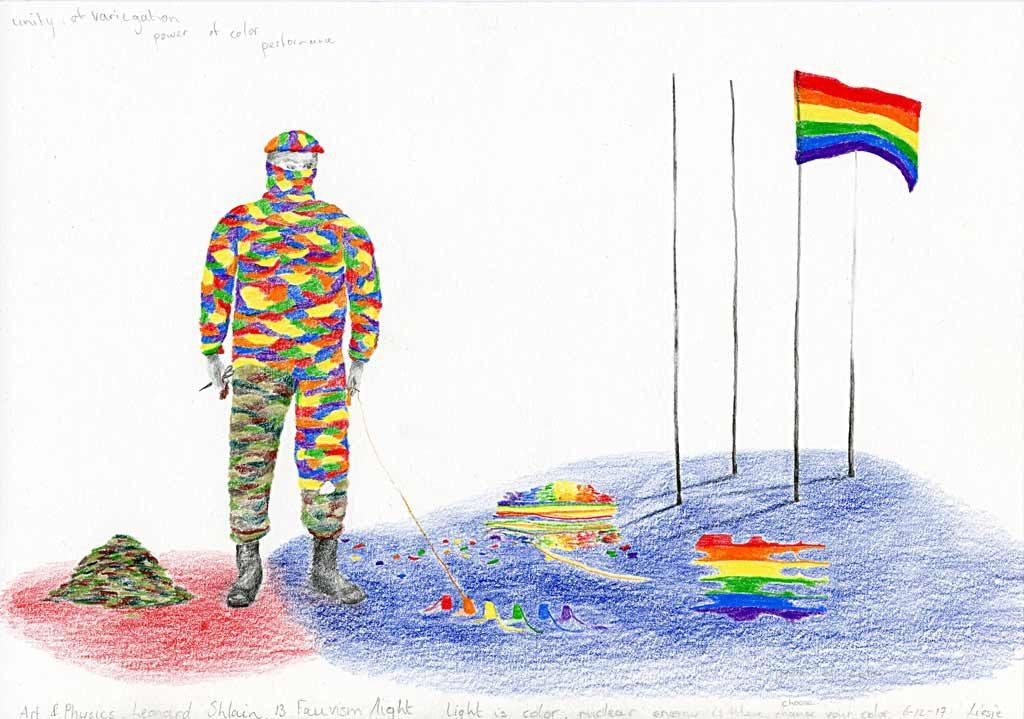 Power of Color * Liesje van den Berk